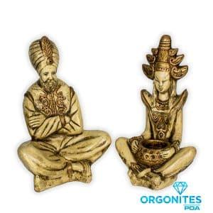 Casal Hindu da Fortuna