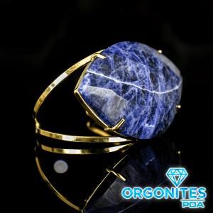 Bracelete de Sodalita