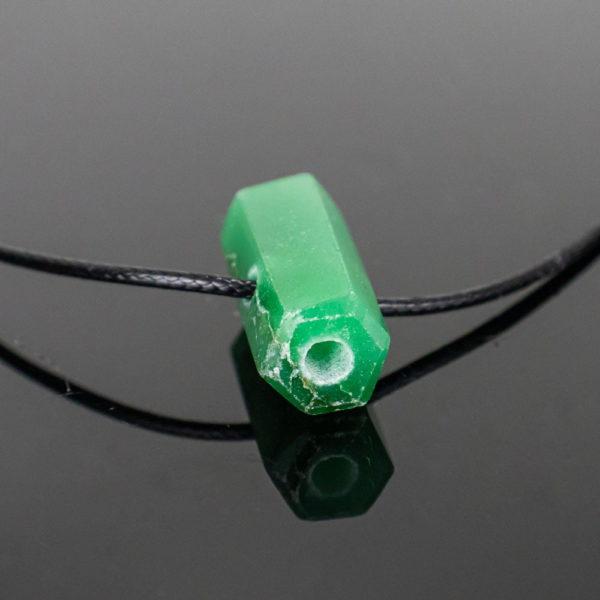 Colar Difusor de Quartzo Verde